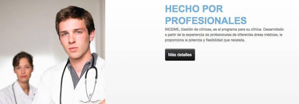 inceme-programa para gestion de clinicas