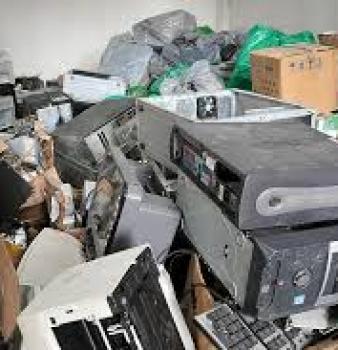 Reciclar ordenadores, impresoras, tecnología